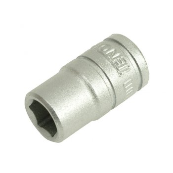 Teng Hexagon Socket 6 Point Regular 1/2in Drive 10mm