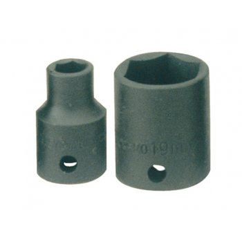 Teng Impact Socket Hexagon 6 Point 3/8in Drive 17mm