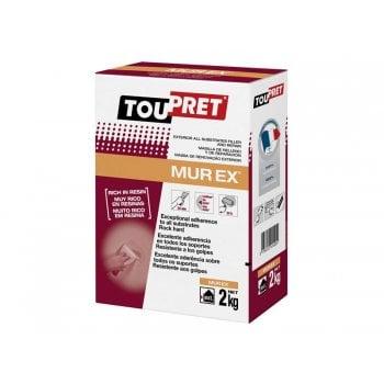 Toupret MUR EX¸ All Substrates Repair Filler 2kg -No. MUX02GBEP