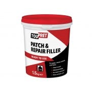 Toupret Ready to Use Patch & Repair 1.5kg -No. FGRP1.5GB