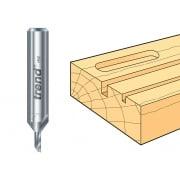 Trend 2/01 x 1/4 TCT Single Flute Cutter 1.5 x 6.0mm