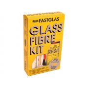 U-Pol Fastglas Resin & Glass Fibre Kit Small