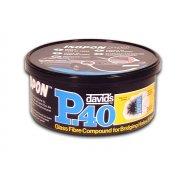 U-Pol P40 Glass Fibre Repair Paste Tin 250ml