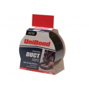 Unibond Duct Tape Black 50mm x 50m
