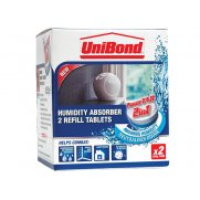 Unibond Humidity Absorber Refills (2) - Small