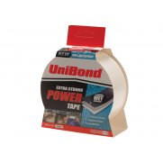 Unibond Powertape Black 50mm x 25m