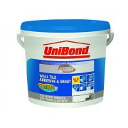 Unibond Tile On Walls Anti-Mould Readymix Adhesive & Grout Trade