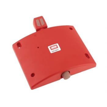 UNION DoorSense Acoustic Release Device - Red