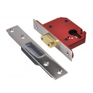 UNION StrongBOLT 21EU EUS-SS-3.0 Euro Deadlock Stainless Steel 81mm 3in