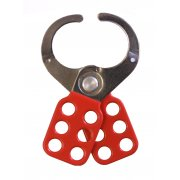 Vinyl Coated Lockout Hasp - 38mm
