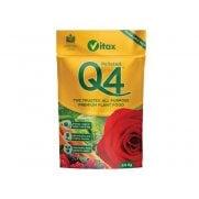 Vitax Q4 Premier All Purpose Fertiliser 0.9kg Pouch