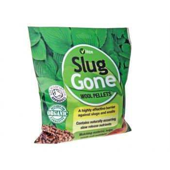 Vitax Slug Gone Wool Pellets 1 Litre