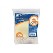 Vitrex 102005 Essential Tile Spacers (1000) 2mm
