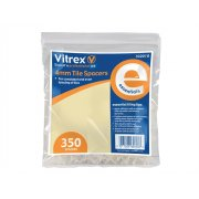 Vitrex 102010 Essential Tile Spacers (350) 4mm