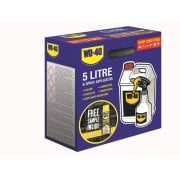 WD-40 WD-40 5 Litre & Free Silicone Can