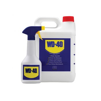 WD40 WD-40 5 Litre Multi-Use Maintenance Can Plus Spray 5 Litre