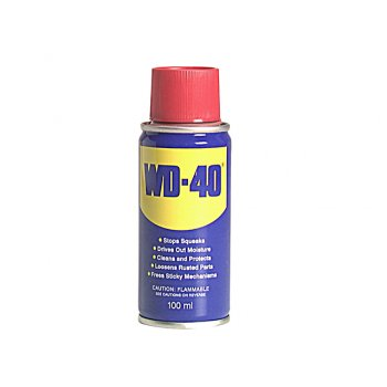 WD40 WD-40 Multi-Use Maintenance Aerosol 100ml