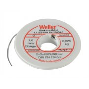 Weller EL60/40-25 Electronic Solder Resin Core 25g