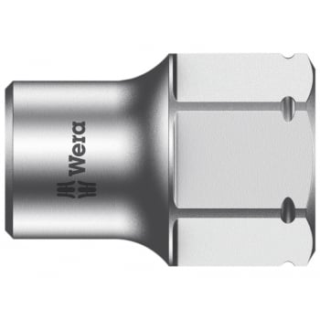 Wera 8790 FA Zyklop Shallow Socket 1/4in Drive 13mm