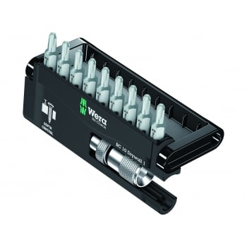 Wera Bit-Check BC Drywall Construction 10 Piece