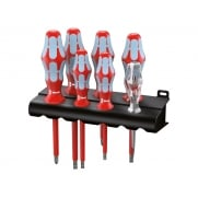 Kraftform Plus VDE Stainless Steel Screwdriver Set of 7 PH / SL