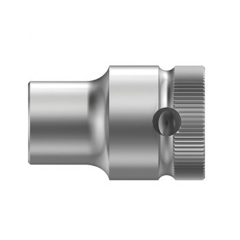Wera Zyklop Socket 1/4in Drive 5mm
