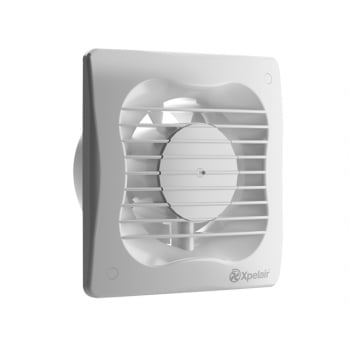 Xpelair VX100T Extractor Fan Run-On Timer 100mm