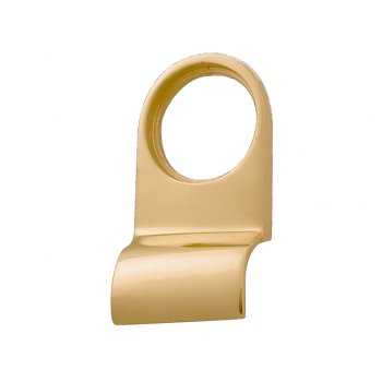 Yale Locks P110 Cylinder Pull Brass Finish