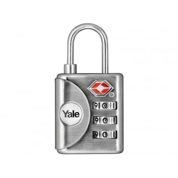 Yale Locks YTP1 TSA Combination Padlock 32mm