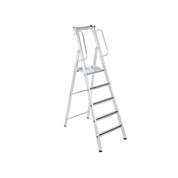 Zarges Mastersteps 10 Rungs Platform Height 2.59m