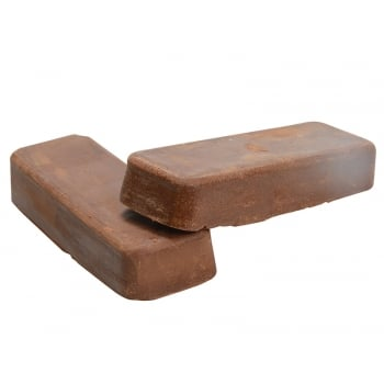 Zenith Profin Tripomax Polishing Bars (Pack of 2) - Brown