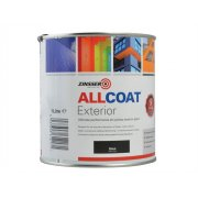Zinsser ALLCOAT???? Exterior Black Primer / Finish 1 Litre