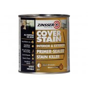 Zinsser Cover Stain Primer / Finish Paint 500ml