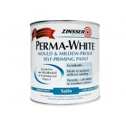 Zinsser Perma-White Interior Paint Satin 1 Litre
